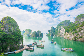 Fototapeta Vietnam Halong Bay 1 obraz