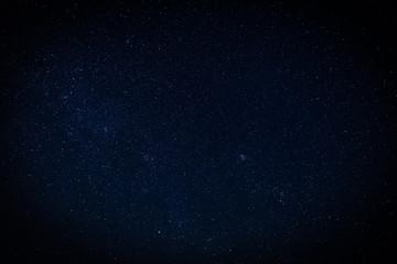 Nachthimmel mit Sterne