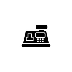 casher vector icon. casher sign on white background. casher icon for web and app