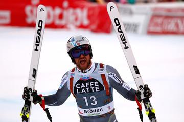 Alpine Skiing World Cup - Men's Super G