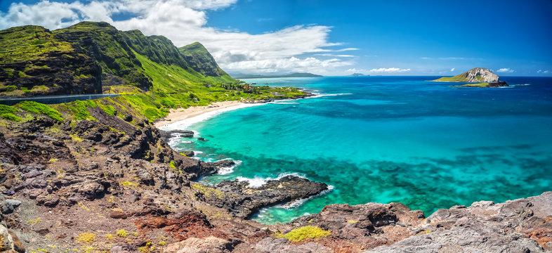 Makapu'u Point Lookout, Oahu, Hawaii