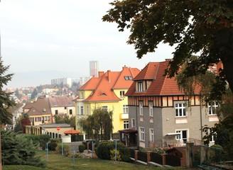 City feature.  Czech Republic.