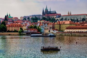 Prag, Kleinseite mit Hradschin