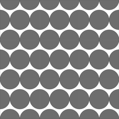 Geometric Seamless Pattern background vector.Decorating and geometry wallpaper.