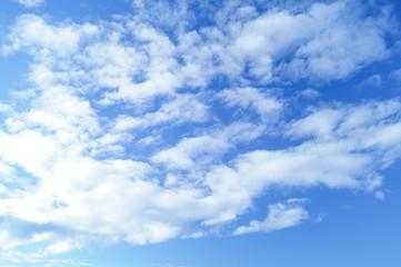 cloud sky blue