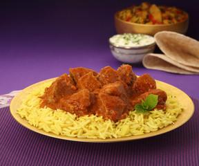 INDIAN FOOD LAMB ROGAN JOSH