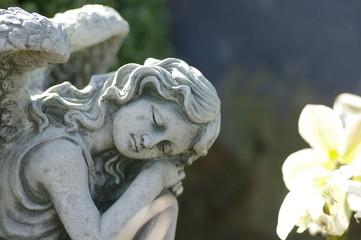 Engel Detail Frau