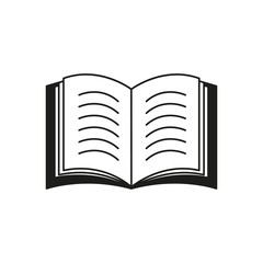 A book icon or a e-book read text