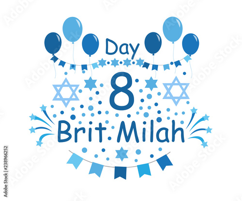 Brit Milah Jewish Tradition Holiday Judaism Greeting Cards For A