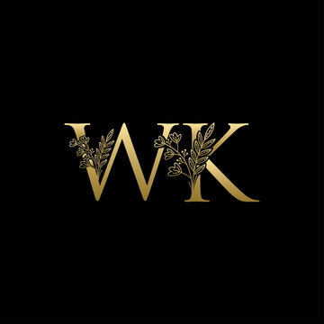 WK Gold Royal Logo
