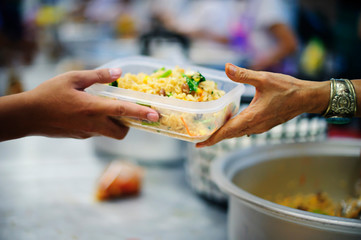 Food needs of the poor in society Help with Food Donation : The Concept of Hunger