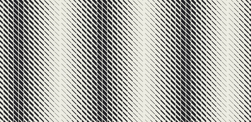 Abstract geometric degrade seamless pattern