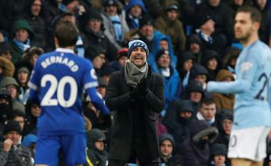 Premier League - Manchester City v Everton