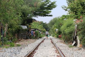 Ferrovia in Thailandia
