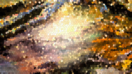 Painting art textured background