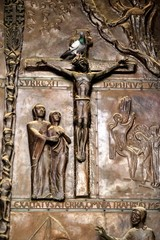 Bas Relief of Jesus in Nazareth