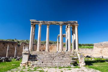 Temple of Juno Caelestis