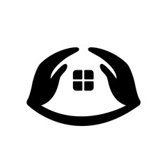 Vector House Care Logo symbol design template.