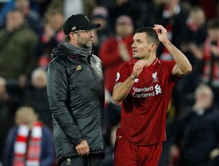 Premier League - Liverpool v Manchester United