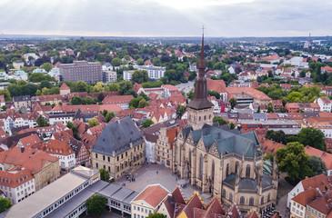 Rathausplatz Osnabrück