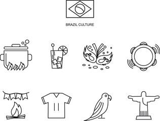 Brazil Culture DC Contest