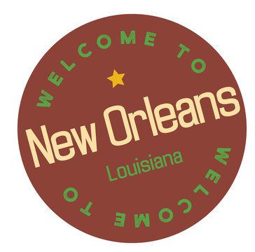 Welcome to New Orleans Louisiana