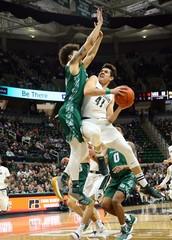 NCAA Basketball: Green Bay at Michigan State