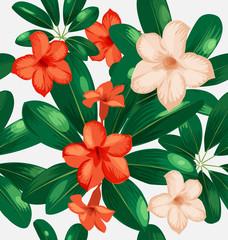 Seamless floral pattern9