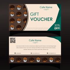 gift voucher card template design
