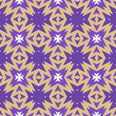 Seamless Abstract Zigzag, Geometric Pattern. For Interior Design, Printing, Wallpaper, Decor, Fabric, Invitation