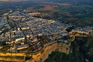 Spanien aus der Luft
