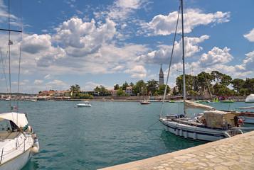 Ferienort Novigrad in Istrien / Kroatien