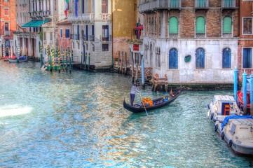 Tra i canali di Venezia