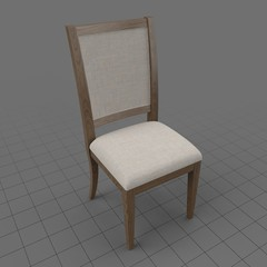 Modern dining chair 1