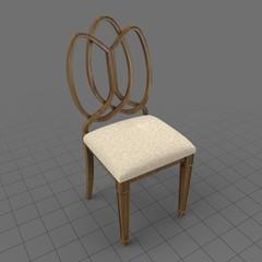 Modern dining chair 11