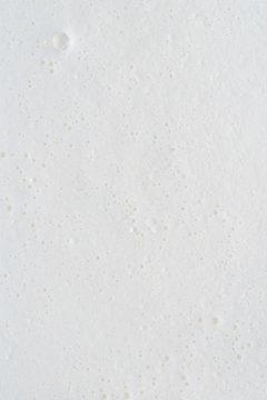 Milk foam texture