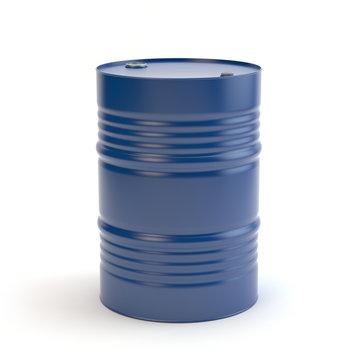 Blue steel barrel