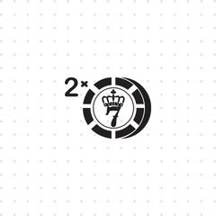 double casino winnings icon
