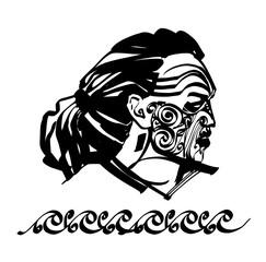 Maori sketch