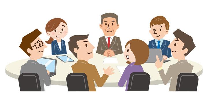 会議 ビジネス