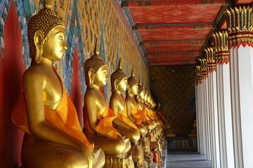 Buddha Königstempel Bangkok