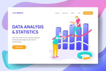 DATA ANALYSIS & STATISTICS