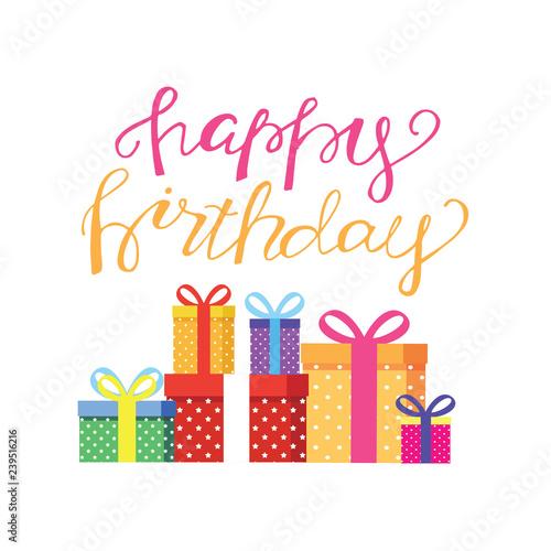 Happy Birthday Banner Template