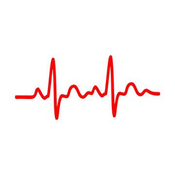 heartbeat line icon