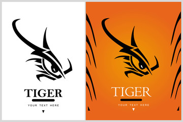 Eye of the tiger, tiger eye, Focus