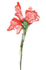 flower hand drawn illustration,art design