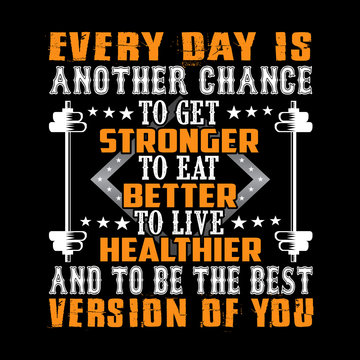 Workout Quote and Saying Best for Graphic Goods