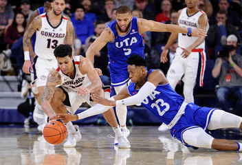 NCAA Basketball: Texas-Arlington at Gonzaga