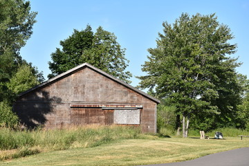 Old Country Barn Landscape