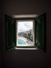 window with a view